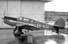 Aircraft Photo of VH-KZG | Percival P-34 Proctor 3 | AirHistory.net #256214