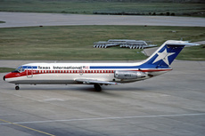 Aircraft Photo of N9102 | Douglas DC-9-14 | Texas International Airlines | AirHistory.net #257733