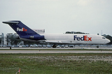 Aircraft Photo of N507FE | Boeing 727-25(F) | Fedex - Federal Express | AirHistory.net #258988