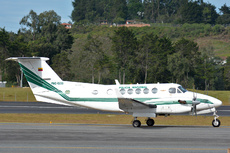 Aircraft Photo of PNC0255 | Beech Super King Air 300 | Colombia - Police | AirHistory.net #258976