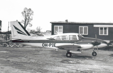 Aircraft Photo of OH-PIE | Piper PA-23-250 Aztec C | AirHistory.net #260257