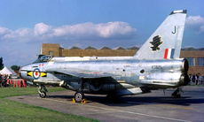 Aircraft Photo of XS925 | English Electric Lightning F6 | UK - Air Force | AirHistory.net #260313