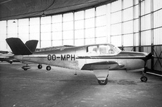 Aircraft Photo of OO-MPH | Beech B35 Bonanza | AirHistory.net #260443