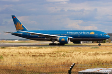 Aircraft Photo of VN-A141 | Boeing 777-2Q8/ER | Vietnam Airlines | AirHistory.net #261691
