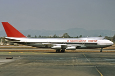 Aircraft Photo of N623US | Boeing 747-251B | Northwest Orient Airlines | AirHistory.net #261947