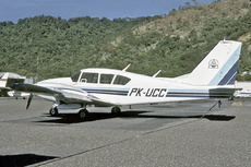 Aircraft Photo of PK-UCC | Piper PA-23-250 Aztec | AirHistory.net #262501