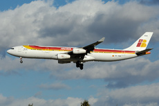 Aircraft Photo of EC-HGU | Airbus A340-313 | Iberia | AirHistory.net #263294