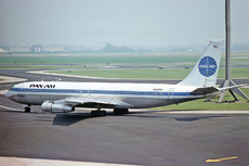 Aircraft Photo of N423PA | Boeing 707-321B | Pan American World Airways - Pan Am | AirHistory.net #263178