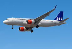 Aircraft Photo of SE-ROT | Airbus A320-251N | Scandinavian Airlines - SAS | AirHistory.net #264685