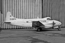 Aircraft Photo of G-ASPA | De Havilland D.H. 104 Dove 8 | AirHistory.net #265341