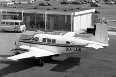 Aircraft Photo of OO-LGR | Beech 65 Queen Air | AirHistory.net #265542