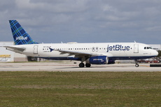 Aircraft Photo of N517JB | Airbus A320-232 | JetBlue Airways | AirHistory.net #265407