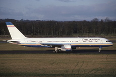 Aircraft Photo of G-BUDX | Boeing 757-236 | Caledonian Airways | AirHistory.net #266232