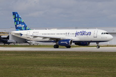 Aircraft Photo of N643JB | Airbus A320-232 | JetBlue Airways | AirHistory.net #266355