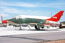 Aircraft Photo of 56-3922 / 63922 | North American QF-100F Super Sabre | USA - Air Force | AirHistory.net #266460