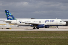 Aircraft Photo of N593JB | Airbus A320-232 | JetBlue Airways | AirHistory.net #266483