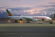 Aircraft Photo of ET-AVN | Boeing 777-F60 | Ethiopian Airlines Cargo | AirHistory.net #267341