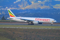 Aircraft Photo of ET-ARK | Boeing 777-F60 | Ethiopian Airlines Cargo | AirHistory.net #267358