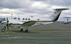 Aircraft Photo of N300TA | Beech F90 King Air | AirHistory.net #267416