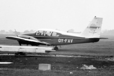 Aircraft Photo of OY-FAV | Piper PA-23-250 Aztec B | Brüel & Kjær | AirHistory.net #267896