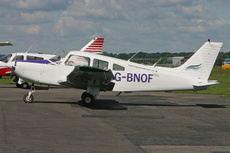 Aircraft Photo of G-BNOF | Piper PA-28-161 Warrior II | Tayside Aviation | AirHistory.net #268172