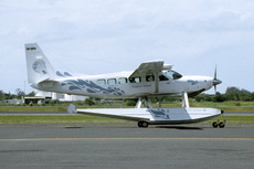 Aircraft Photo of VH-OPH | Cessna 208 Aero Twin 850 Caravan | Nautilus Aviation | AirHistory.net #268209