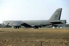 Aircraft Photo of 60-0045 / AF60-045 | Boeing B-52H Stratofortress | USA - Air Force | AirHistory.net #268215