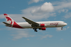 Aircraft Photo of C-GHPE | Boeing 767-33A/ER | Air Canada Rouge | AirHistory.net #268374