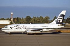 Aircraft Photo of N740AS | Boeing 737-290C/Adv | Alaska Airlines | AirHistory.net #268456