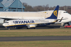 Aircraft Photo of EI-DYR | Boeing 737-8AS | Ryanair | AirHistory.net #268494