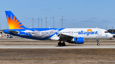 Aircraft Photo of N271NV | Airbus A320-214 | Allegiant Air | AirHistory.net #268786