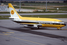 Aircraft Photo of V8-UEB | Boeing 737-2M6/Adv | Royal Brunei Airlines | AirHistory.net #268805