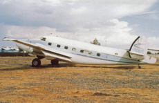 Aircraft Photo of N141C | Lockheed 18-07 Lodestar | Vistas Unlimited | AirHistory.net #268971