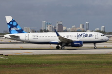 Aircraft Photo of N834JB | Airbus A320-232 | JetBlue Airways | AirHistory.net #269112
