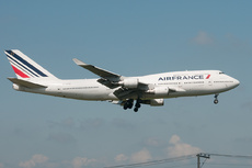 Aircraft Photo of F-GITD | Boeing 747-428 | Air France | AirHistory.net #269371