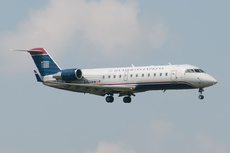 Aircraft Photo of N455AW | Bombardier CRJ-200LR (CL-600-2B19) | US Airways Express | AirHistory.net #269708