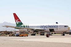 Aircraft Photo of N381LF | Boeing 767-219/ER | Air Seychelles | AirHistory.net #269651