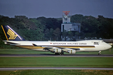 Aircraft Photo of 9V-SFH | Boeing 747-412F/SCD | Singapore Airlines Cargo | AirHistory.net #270255