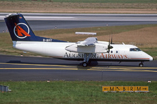 Aircraft Photo of D-BIRT | De Havilland Canada DHC-8-106 Dash 8 | Augsburg Airways | AirHistory.net #270597