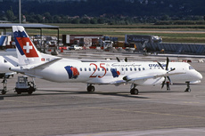 Aircraft Photo of HB-IZZ | Saab 2000 | Crossair | AirHistory.net #271162