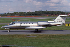 Aircraft Photo of G-HUGG | Gates Learjet 35A | AirHistory.net #273899