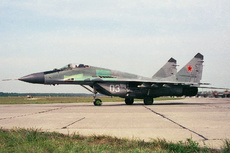 Aircraft Photo of 03 white | Mikoyan-Gurevich MiG-29 | Russia - Air Force | AirHistory.net #274280