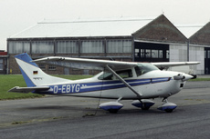 Aircraft Photo of D-EBYG | Cessna 182K Skylane | AirHistory.net #275783