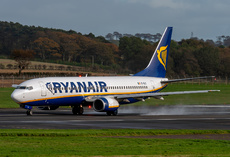 Aircraft Photo of EI-DLC | Boeing 737-8AS | Ryanair | AirHistory.net #276345