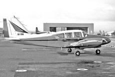 Aircraft Photo of VH-UNA | Piper PA-23-250 Aztec B | United Air Services | AirHistory.net #276597