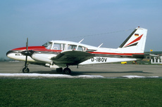 Aircraft Photo of D-IBOV | Piper PA-23-250 Aztec C | WDL Flugdienst | AirHistory.net #276665