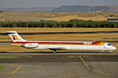 Aircraft Photo of EC-FIH | McDonnell Douglas MD-88 | Iberia | AirHistory.net #278559