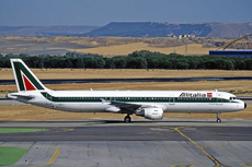 Aircraft Photo of I-BIXJ | Airbus A321-112 | Alitalia | AirHistory.net #278760