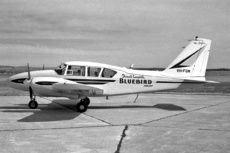 Aircraft Photo of VH-FGM | Piper PA-23-250 Aztec B | Donald Campbell's Bluebird Project | AirHistory.net #279157