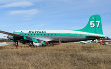 Aircraft Photo of C-FIQM | Douglas C-54G Skymaster | Buffalo Airways | AirHistory.net #279381